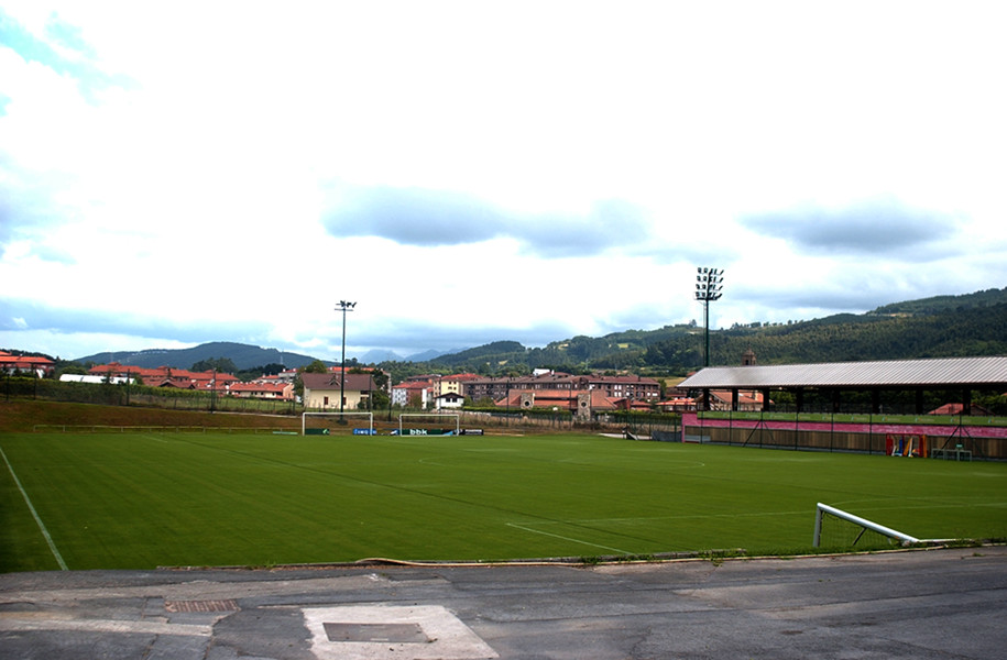 Lezama (Instalaciones del Athletic Club de Bilbao)