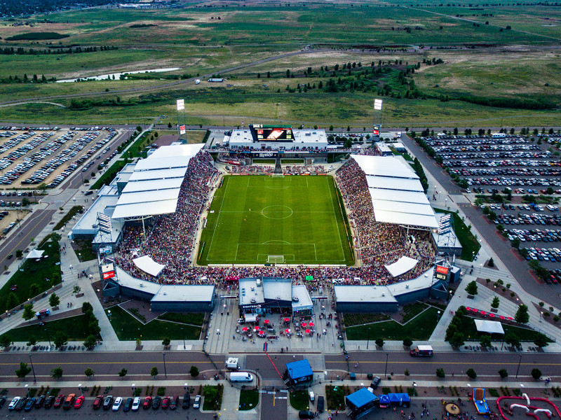 Dick´s Sporting Goods Park