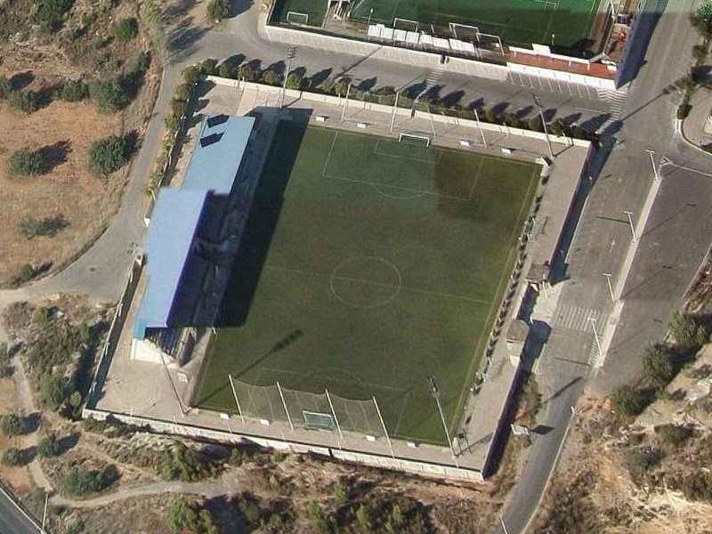 Estadio Municipal de Ribarroja