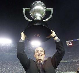 Rafa Benítez, el entrenador que hizo campeón de Liga al Valencia CF 31 años después