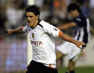 David Villa, nuevo fichaje del Valencia, fue la auténtica revelación de la temporada