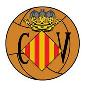 Imagen del escudo fundacional del Valencia Football Club en 1919