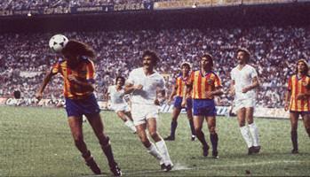 Mario Kempes marcó los dos goles del Valencia en la final de Copa