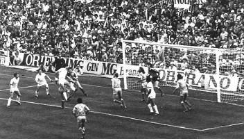 Tendillo marcó un gol vital contra el Real Madrid en la última jornada que salvó al VCF del descenso
