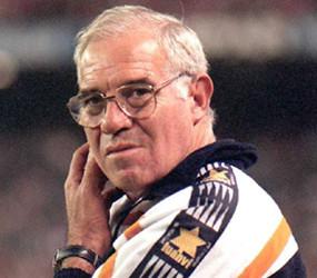 Luis Aragonés, un gran entrenador que llevó al VCF al subcampeonato de Liga